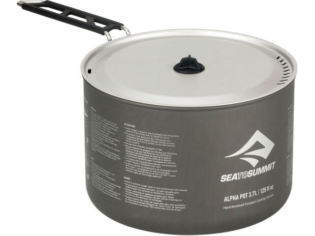 Sea to Summit Alpha Pot 3,7l grey